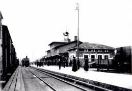1905 Före ombyggnad & efter el-lampor!