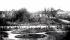 1870-tal Nyanlagd Kyrkopark & Kyrkogatan