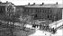 1892 Militärparad på Trädgårdsgatan