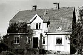 Grönvalls Annelund, Ljungstorp 1920-tal