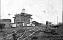 1870 Första bilden Skövde jvgsstation