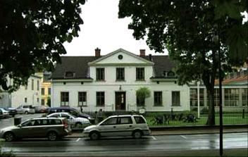Prästgården Kyrkogatan 7 idag