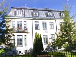 """""""Villa Bäckström"""" idag"""