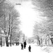 Vinterbesök i parken