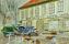 Bild 30. Akvarell Claes Funck Hertig Johans Torg