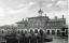 Järnvägsstationen avsänt vykort 1906
