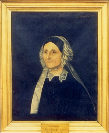 Althea målad av Alexis Wetterberg 1859. Foto Claes Funck, copyright