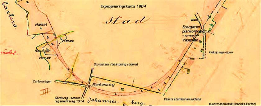 Lantmäteriets Historiska Kartor