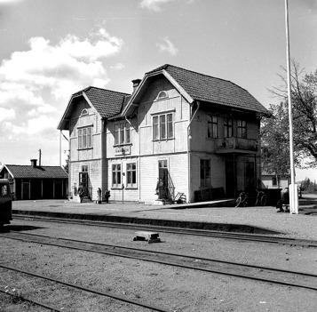 Bild från Trafikverket/Järnvägsmuseum - bildnummer: KBEB03005