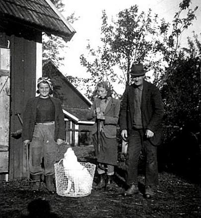 Bild från Stina Johanssons album, Gamla Stationshuset, Varnhem, 2014