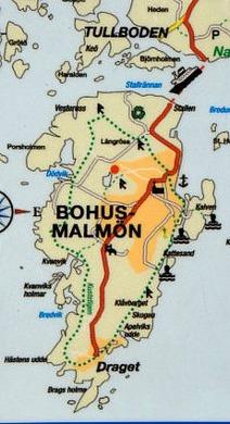 bohus malmön karta Galleri Funck på Malmön | Skövde Axvalls Järnväg SAJ bohus malmön karta