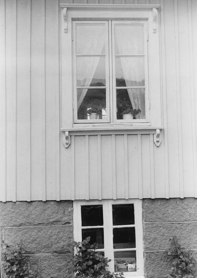 Byggmästare Hanssons mor bodde i detta hus.