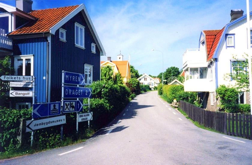 Malmön 2007 vid Claes besök.