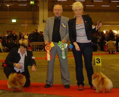 Indy BOS under judge Christen Lang, Norway