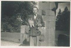 Eric, Jimi och Fanny 20 augusti 1943