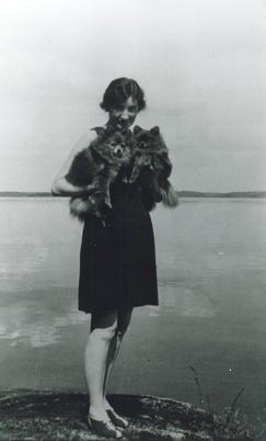 Grevinnan Blanche Bonde