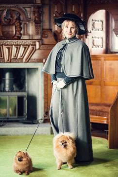 Chanel och Fame med Grevinnan Blanche Bonde 2013