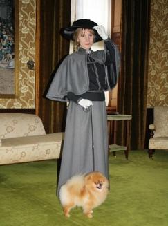 Indy med Grevinnan Blanche Bonde år 2013