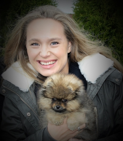 Sandra Bergqvist med Viribus
