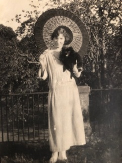 Grevinnan med CH Shenley Zulu