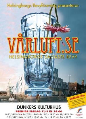 Vårluft.se - Helsingborgs saltaste revy 2011