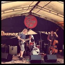 Bluesjam Åmåls Blues Fest, 2013