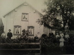 1917 Balkeryd Torpa. Lantbr. Sven Petter Kristiansson
