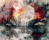 abstrakt art togeather we shine