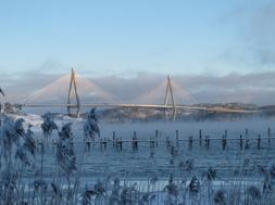 3. Jan Brittelund. Tema: Uddevallabron.