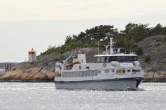 Kryssning till Norge med  Nadir.