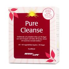 Pure Cleanse, 30 dagar