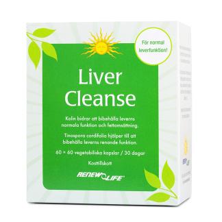 Liver Cleanse, 120 kap