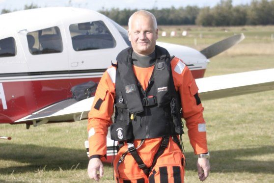 På väg till Havsövervakning med FFK 9 oktober 2009
