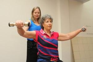 Lateral raises = Ingen bra övning för personer med axelproblematik!