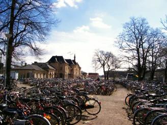 Uppsala och dess cyklar...
