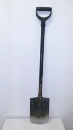 Långskyffel slungmodell för friläggning runt stolpar/kabelskåp