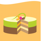 Skandia - ta en bit tårta