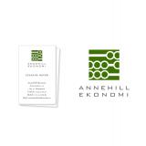 Logga och profil för Annehill Ekonomi