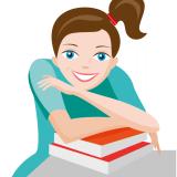 Illustrationsmanér till skolsajt