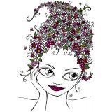Blommor i mitt hår