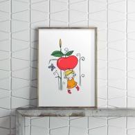Lille trädgårdsmästaren och Mini