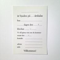 Inbjudningskort baksida