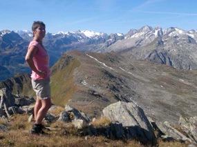 Vandring i Alperna 2013