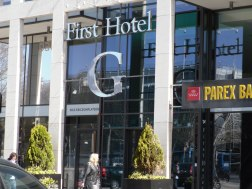 First hotell G