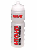 High5 vattenflaska - 750 ml klar