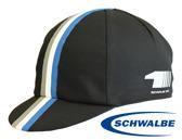 Bikecap Schwalbe Svart