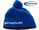 Mössa Schwalbe blå