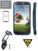 Topeak Ride-case svart Samsung Galaxy S4