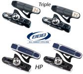 BBB Bromskassett TechStop Shimano/Sram/BBB trippel