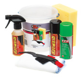 Weldtite Pit Stop Cleaning Kit